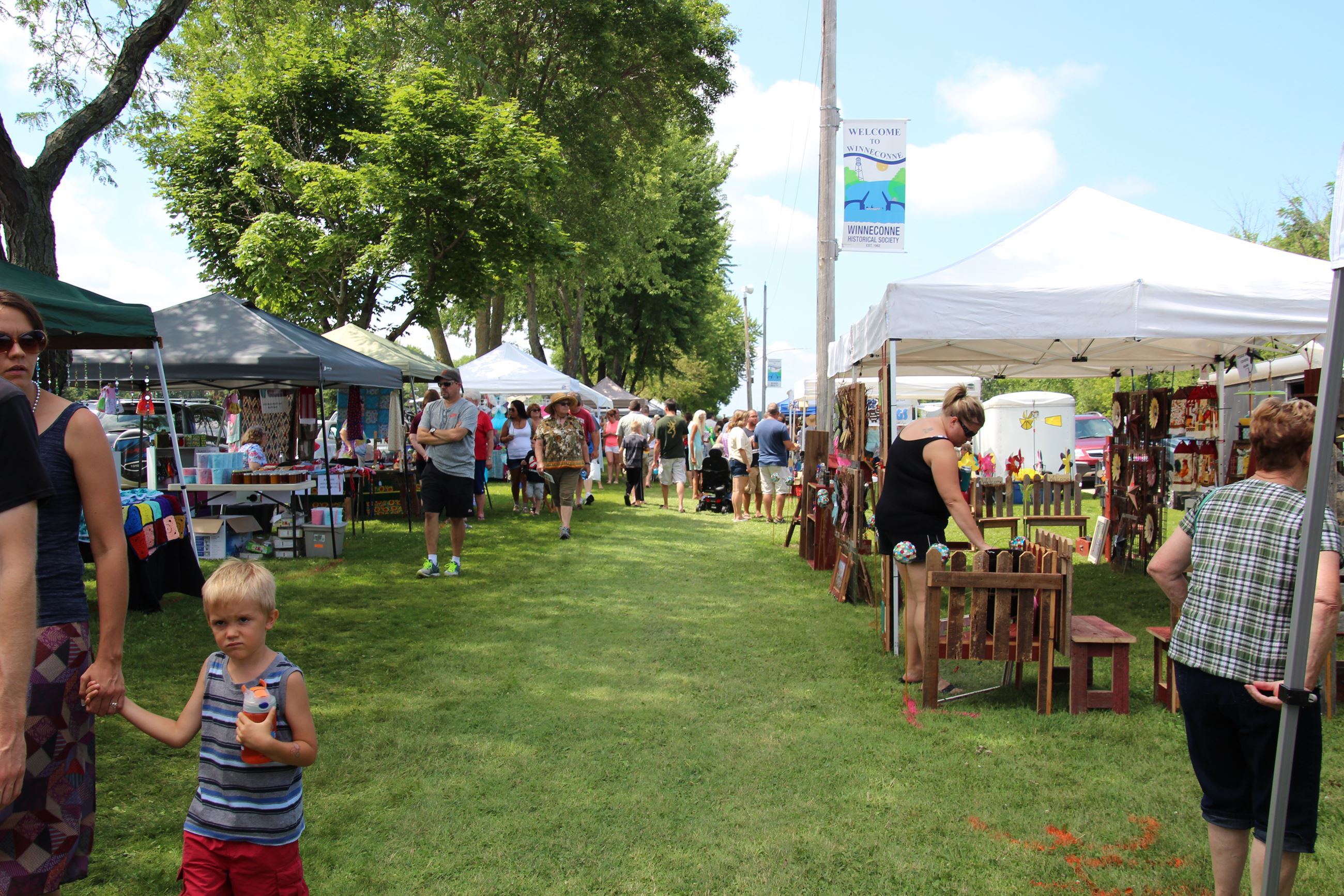 Sovereign State Days Artisan Fair