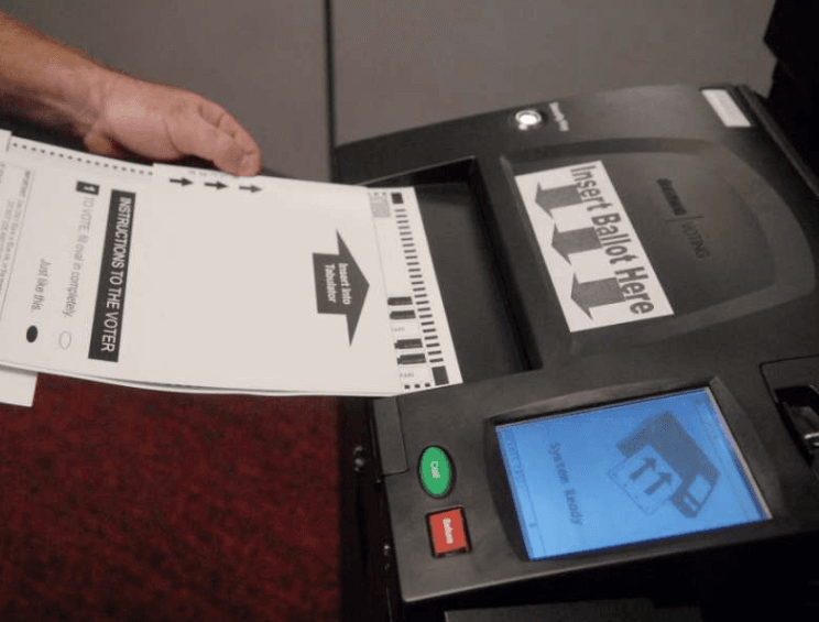 voting machine 2