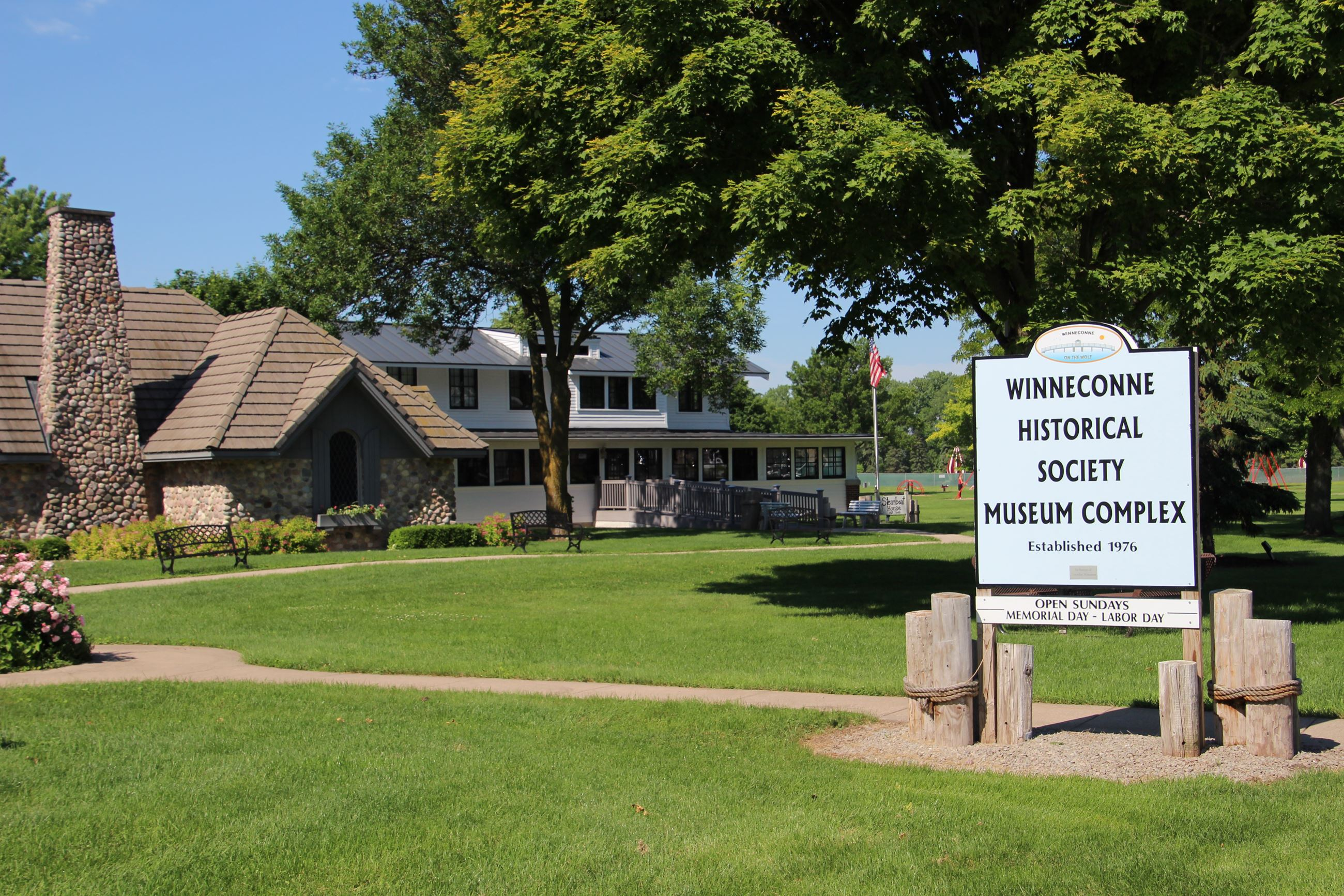 Winneconne Historical Society Museum Complex 2016