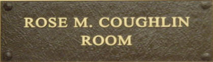 Rose M. Coughlin Signage