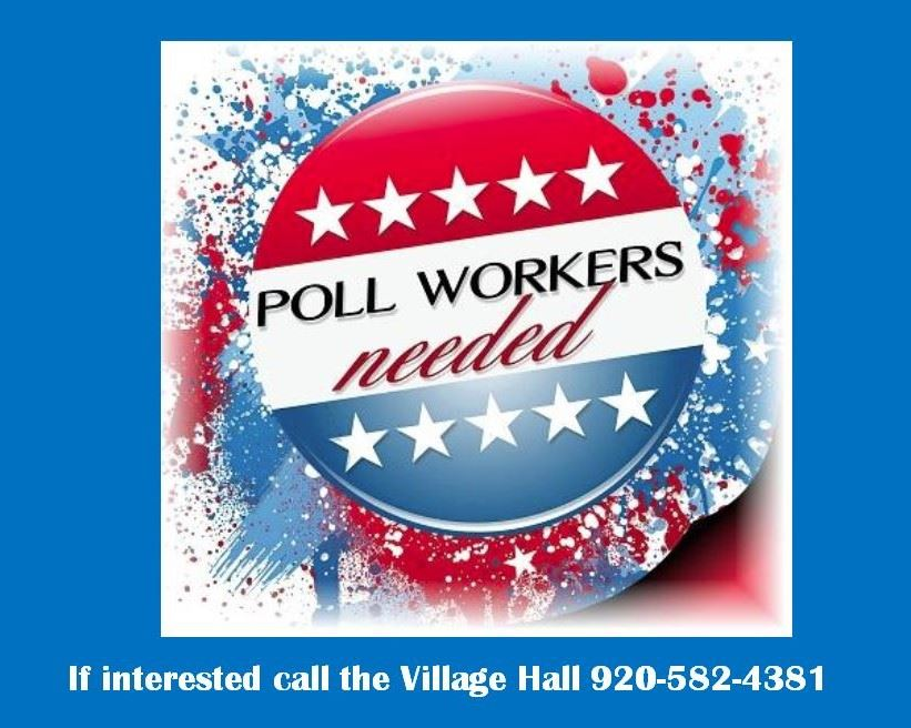 pollworkers wanted 2 10.0